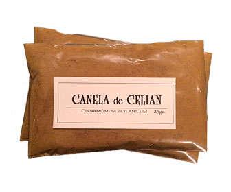 Canela de Ceilan o Ceylan
