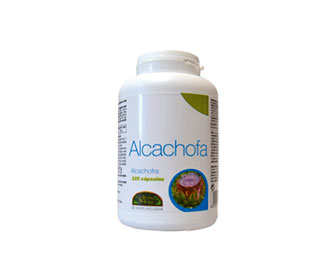 capsulas de alcachofa pura