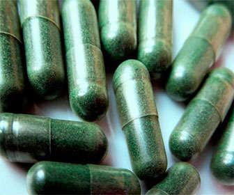 capsulas de espirulina ecologica