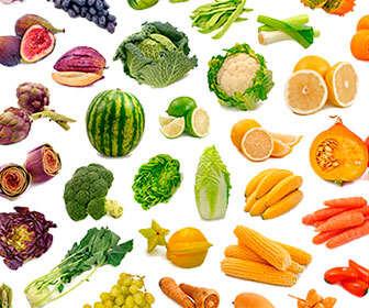 alimentos ricos en carotenos