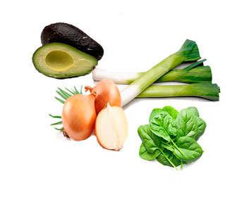 Alimentos donde se encuentra catalasa