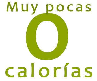cero calorias