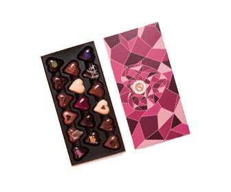 Delicatessen de chocolate Belga, bombones para regalar