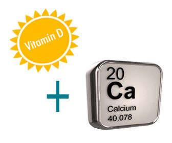 citrato de calcio + vitamina d