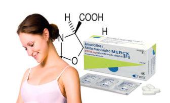 acido clavulanico amoxicilina