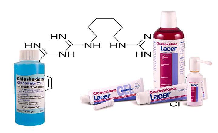 Ques es clorhexidina gluconato y digluconato