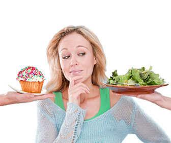 comer sano haciendo dieta