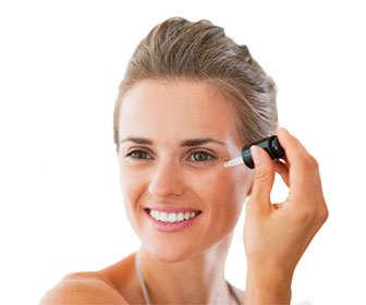 como aplicar el serum para la cara