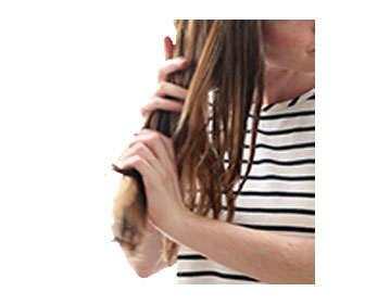 como usar aceite de argan en el pelo