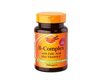 complejo multivitaminico b12
