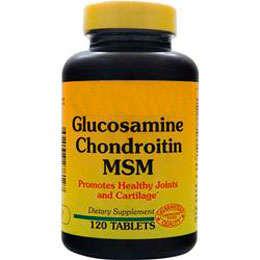 condroitin glucosamina msm