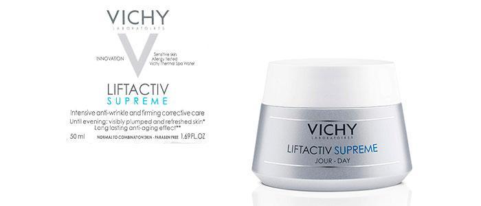 crema antiarrugas vichy para 40 años