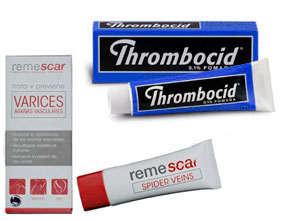 Las operaciones a la tromboflebitis