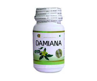damiana capsulas