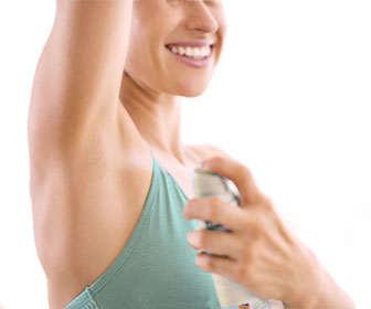 diferencias de un desodorante y antitranspirante