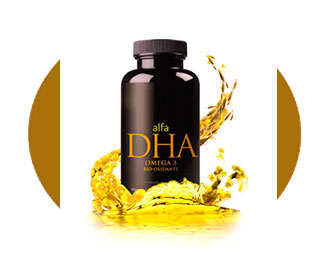 Suplemento con DHA