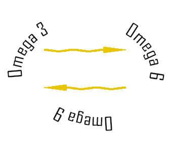 diferencias entre omega 3, 6 y 9