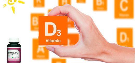 donde se encuentra la vitamina d3