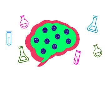 función de dopamina y serotonina