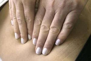 drenaje linfatico abdomen