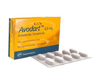 dudasteride 0,5mg, pastillas para la caida del cabello