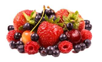 alimentos ricos en ácido elágico