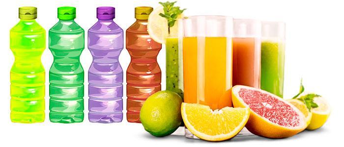 Bebidas con electrolitos naturales e isotónicas