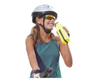 Bebidas deportivas con electrolitos