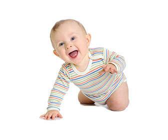 Eliminar cicatrices en niños y bebés