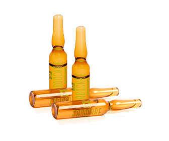 Endocare ampollas con efecto tensor para la cara