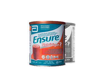 ensure nutrivigor sabor chocolate