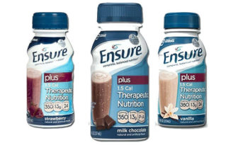 ensure plus batidos