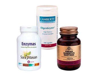 enzimas digestivas para el reflujo gástrico
