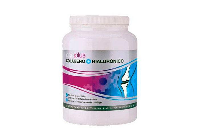 Epaplus colágeno y ácido hialurónico