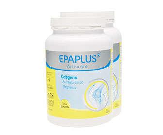 Bote de Epaplus colágeno y magnesio