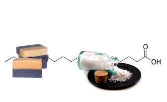 acido estearico formula y propiedades