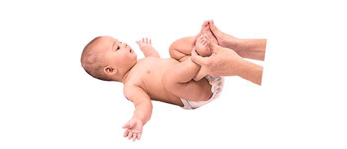 Estreñimiento en bebés y recién nacidos