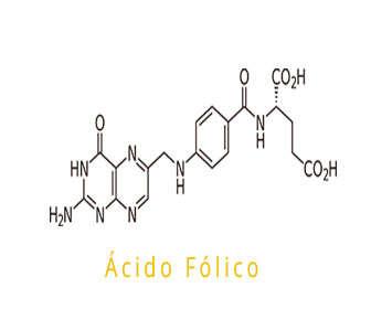 falta de acido folico o vitamina b9