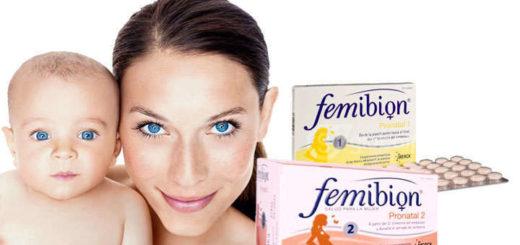 Cómo hay que tomar femibion pronatal