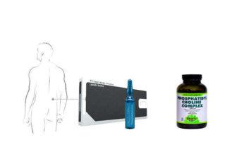 fosfatidilcolina tratamiento