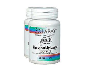 capsulas fosfatidilserina 100 mg