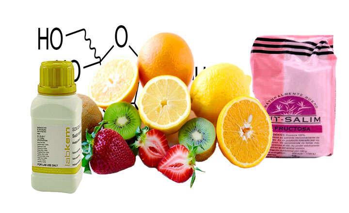 Fructosa, qué es, alimentos, frutas para la intolerancia