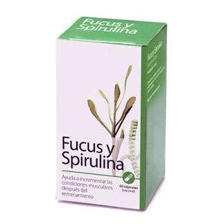 fucus y spirulina