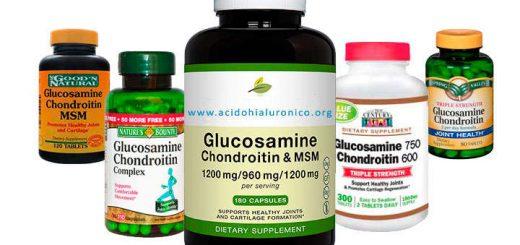 glucosamina condroitina