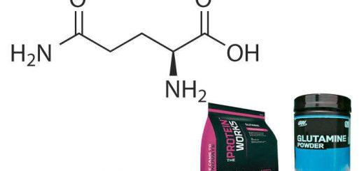 glutamina suplemento