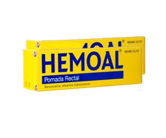 hemoal hemorroides y almorranas