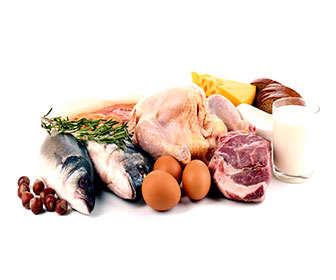 alimentos ricos en histidina