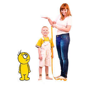 Hormonas de crecimiento para niños