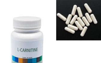 l carnitina capsulas