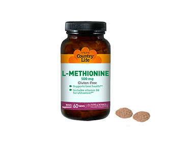 l metionina en pastillas